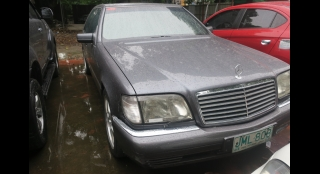 1995 Mercedes-Benz S-Class 3.2L AT Gasoline