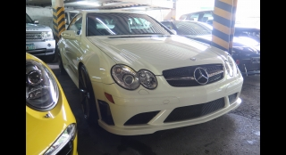 2009 Mercedes-Benz CLK-Class Gas 6.3L AT