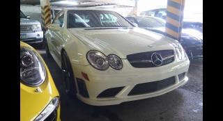 2009 Mercedes-Benz CLK-Class Gas 6.3L AT