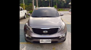 2015 Kia Sportage 2.0L AT Gasoline