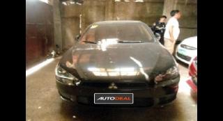 2013 Mitsubishi Lancer EX 1.6L MT Gasoline