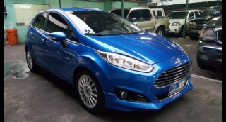 2015 Ford Fiesta Hatchback 1.0L AT Gasoline