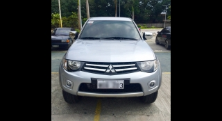2013 Mitsubishi Strada 2.5L AT Diesel