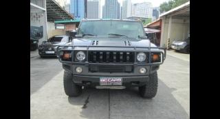 2003 Hummer H2 6.0L AT Gasoline