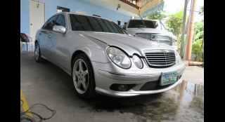 2003 Mercedes-Benz E-Class 5.0L AT Gasoline