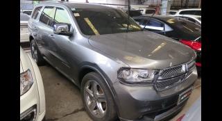 2011 Dodge Durango 3.6L AT Gasoline