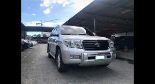 2010 Toyota Land Cruiser LC 200 AT