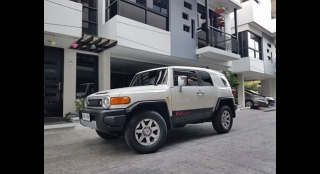 2015 Toyota FJ Cruiser 3.5L AT Gasoline