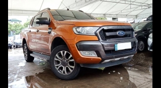 2016 Ford Ranger Wildtrack 2.2L (4x2)