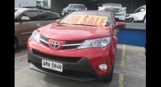 2015 Toyota Rav4 2.0L AT Gasoline