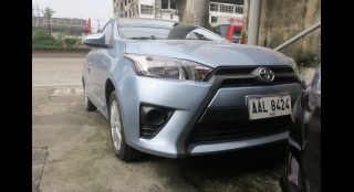 2014 Toyota Yaris 1.3L AT Gasoline