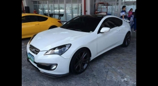 2011 Hyundai Genesis Coupe 3.8 V6 Brembo AT