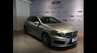 2014 Mercedes-Benz A-Class 2.0L AT Gasoline