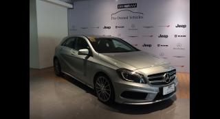2014 Mercedes-Benz A-Class A 45 AMG
