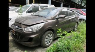 2015 Hyundai Accent Sedan 1.4L MT Gasoline