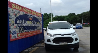 2016 Ford EcoSport 1.5L MT Gasoline