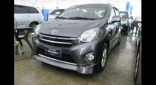2017 Toyota Wigo 1.0 TRD AT