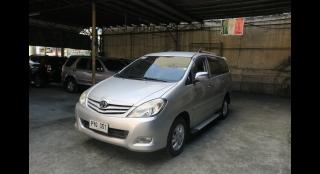 2011 Toyota Innova E Gas MT
