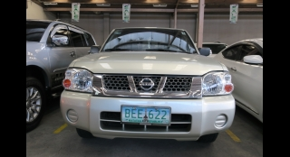 2002 Nissan Frontier 2.4L AT Diesel