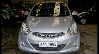 2014 Hyundai Eon 0.8L MT Gasoline
