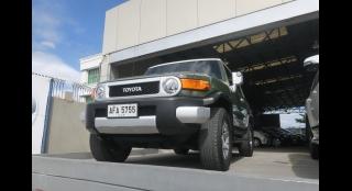 2014 Toyota FJ Cruiser 4.0 V6