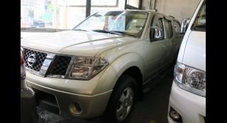 2011 Nissan Frontier Navara (4X2) MT