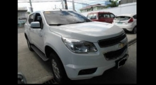 2015 Chevrolet Trailblazer 2.8 AT 4x4 LTZ SE