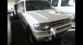 2002 Mitsubishi Pajero 2.8L AT Diesel