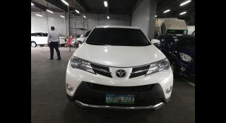 2013 Toyota Rav4 (4X2) AT