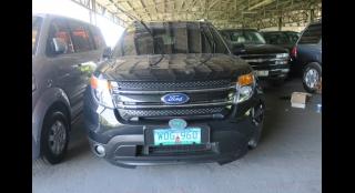 2013 Ford Explorer 2.0L Limited EcoBoost