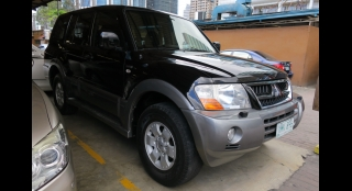 2003 Mitsubishi Pajero 3.8L AT Gasoline