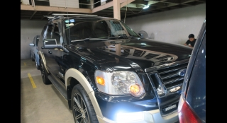 2008 Ford Explorer Eddie Bauer AT