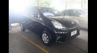 2017 Toyota Wigo 1.0 E MT