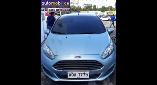 2014 Ford Fiesta Sedan 1.5 Trend MT