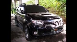 2013 Toyota Fortuner V AT