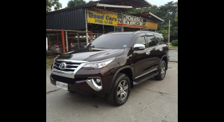 2016 Toyota Fortuner 2.4 G Diesel 4x2 AT