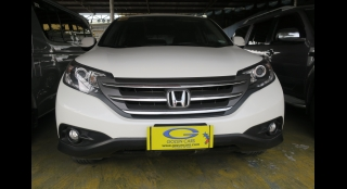 2012 Honda CR-V 2.4L AT Gasoline