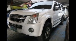 2011 Isuzu D-MAX LS 4X2 AT