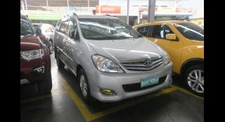 2011 Toyota Innova G Diesel AT