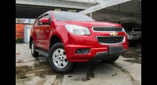 2015 Chevrolet Trailblazer LT (4x2) 2.5L Diesel
