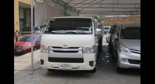 2017 Toyota Hiace Commuter 3.0 MT