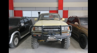 1993 Toyota Land Cruiser 4.2L AT Diesel
