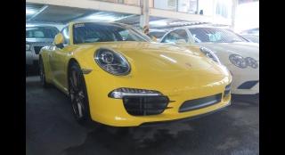 2012 Porsche 911 Carrera PDK