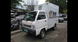 2010 Suzuki Multicab 1.0L MT Gasoline