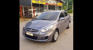 2016 Hyundai Accent 1.4L gas 1.4L MT Gasoline