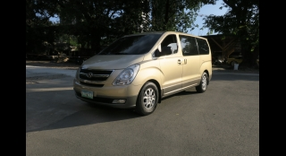 2009 Hyundai Grand Starex GOLD CRDI VGT