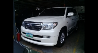 2012 Toyota Land Cruiser 200 4.5L AT Gasoline