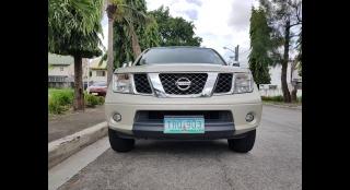 2011 Nissan Frontier Navara (4X2) AT