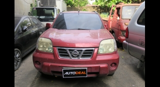 2006 Nissan X-Trail 2.0L (4X2) AT
