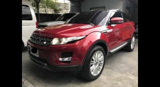 2013 Land Rover Range Rover Evoque Si4 Coupé 6AT